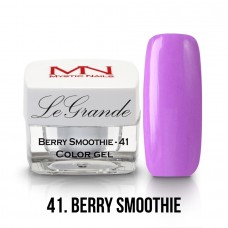 Mystic Nails LeGrande Color Gel 41 Berry Smoothie