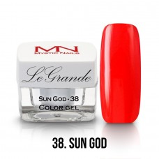 Mystic Nails LeGrande Color Gel 38 Sun God