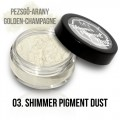Mystic Nails Shimmer Pigment Dust 03