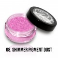 Mystic Nails Shimmer Pigment Dust 08